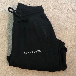 Alphalete Pants - Alphalete XS joggers
